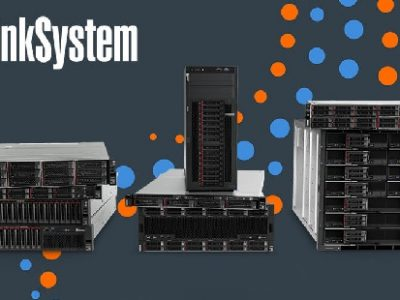 Almacenamiento ThinkSystem de Lenovo